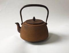 Japanese cast iron kettle