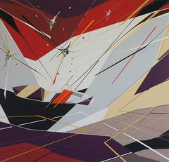 Anibal Catalan - MORPHO DEBRIS SERIES, PAINTING