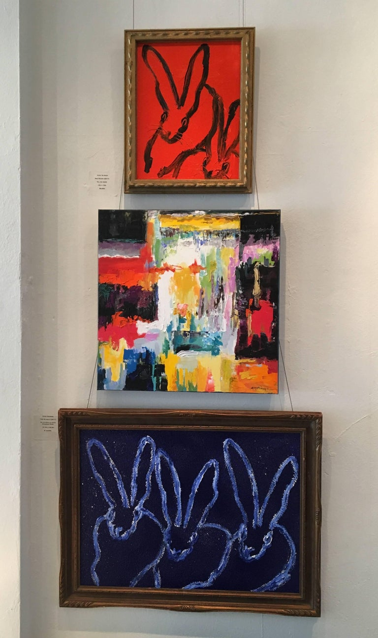 Intermezzo V - Painting by Ben Georgia