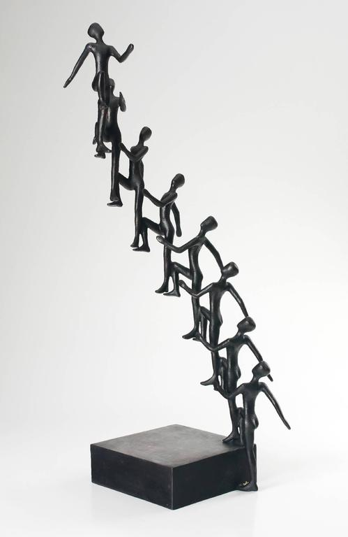 Sky is the Limit - Sculpture by Tolla Inbar