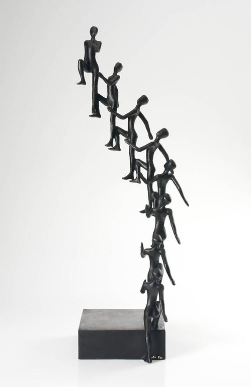 Sky is the Limit - Contemporary Sculpture by Tolla Inbar