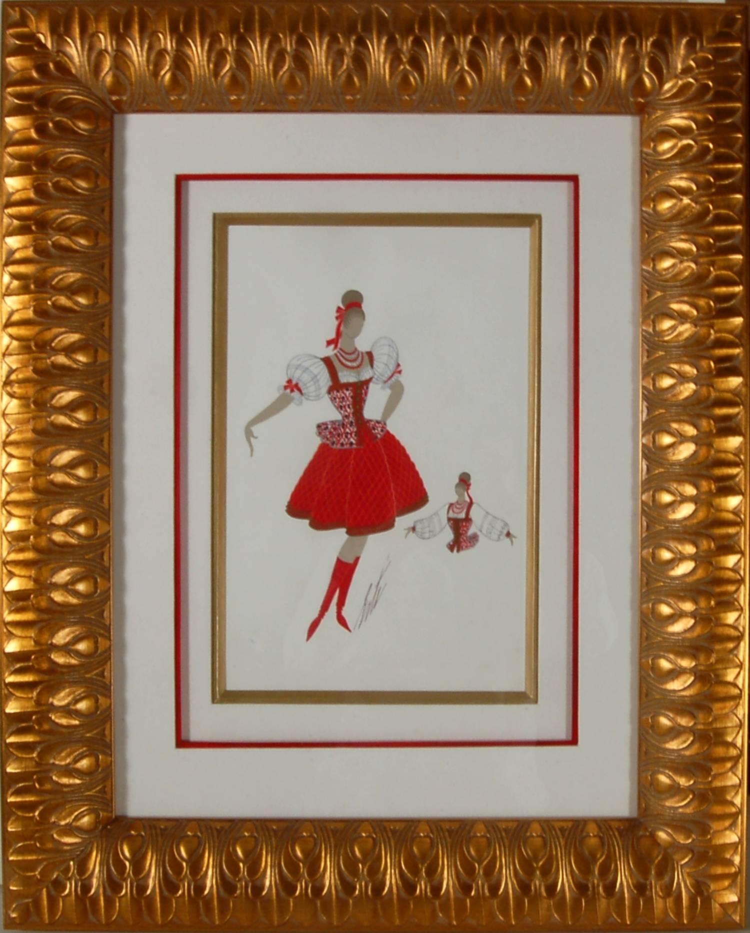 Raspoutine, Costume d'Hiver