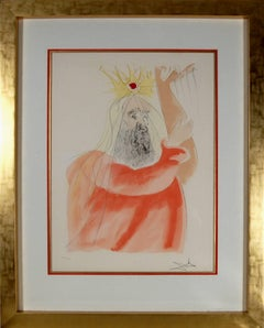 King David, from the suite Our Historical Heritage.