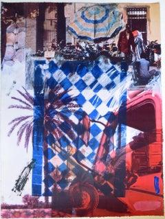 Darryl Pottorf  Exceptional Print – Truck Stop de Marra Kech