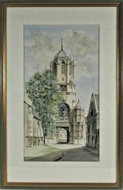 Oxford cityscape #1