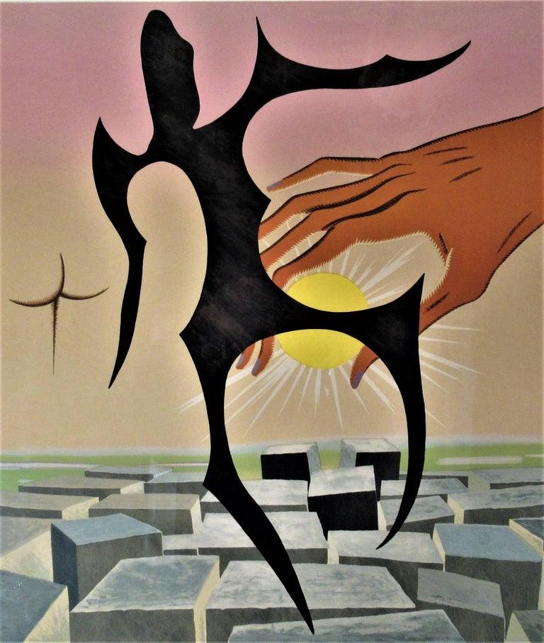 Rebus II - Print by Man Ray