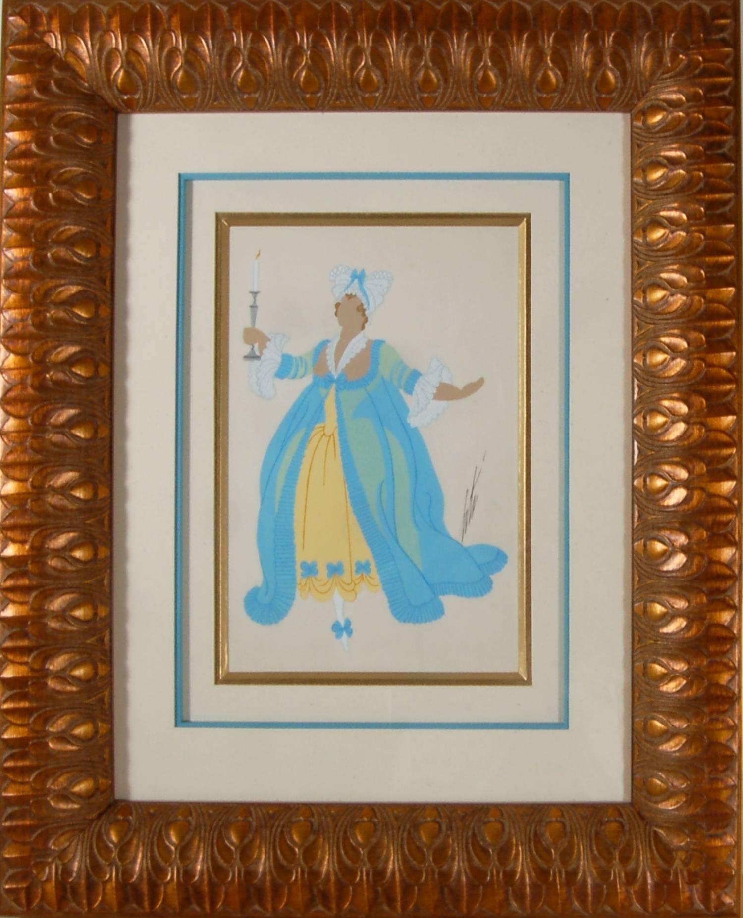 Madame De Chateaubedeau