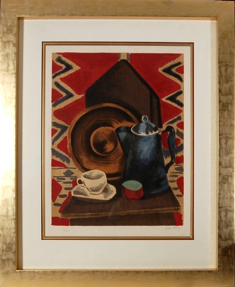 Man Ray Still-Life Print - Senza Titolo