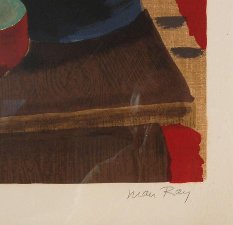 Senza Titolo - Dada Print by Man Ray