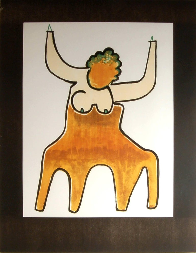 Le Centaure - Print by Man Ray