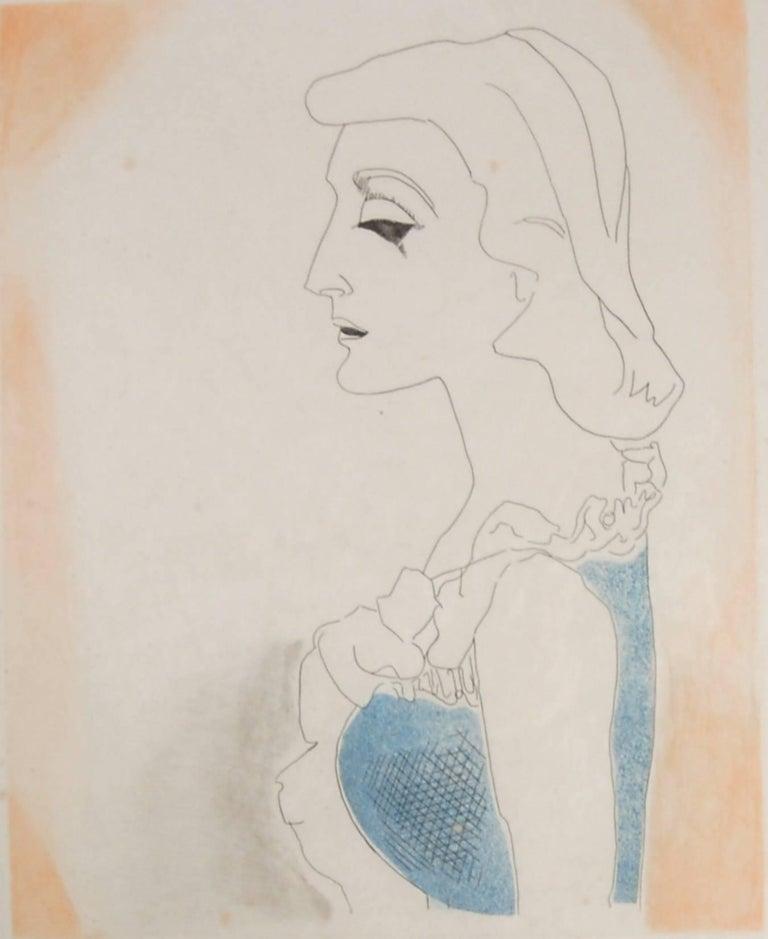 Tony - Print by Man Ray