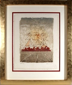 Trois Rythmes Egyptiens II