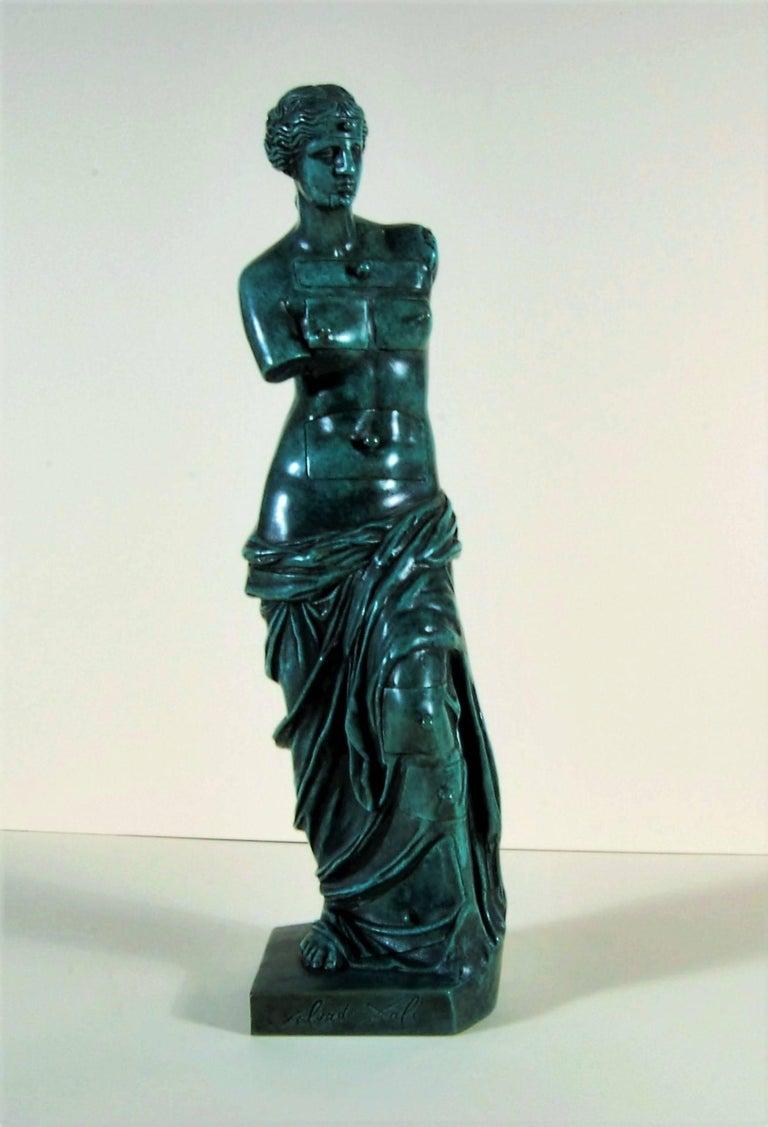 Venus de Milo aux Tiroirs - Sculpture by Salvador Dalí