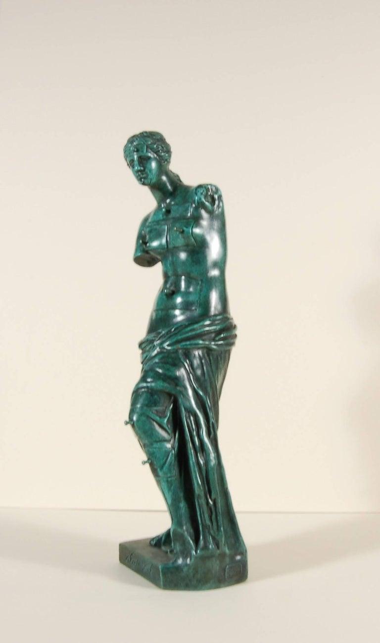 Venus de Milo aux Tiroirs - Surrealist Sculpture by Salvador Dalí