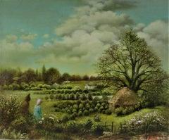 Landscape, Paysage aux Bories