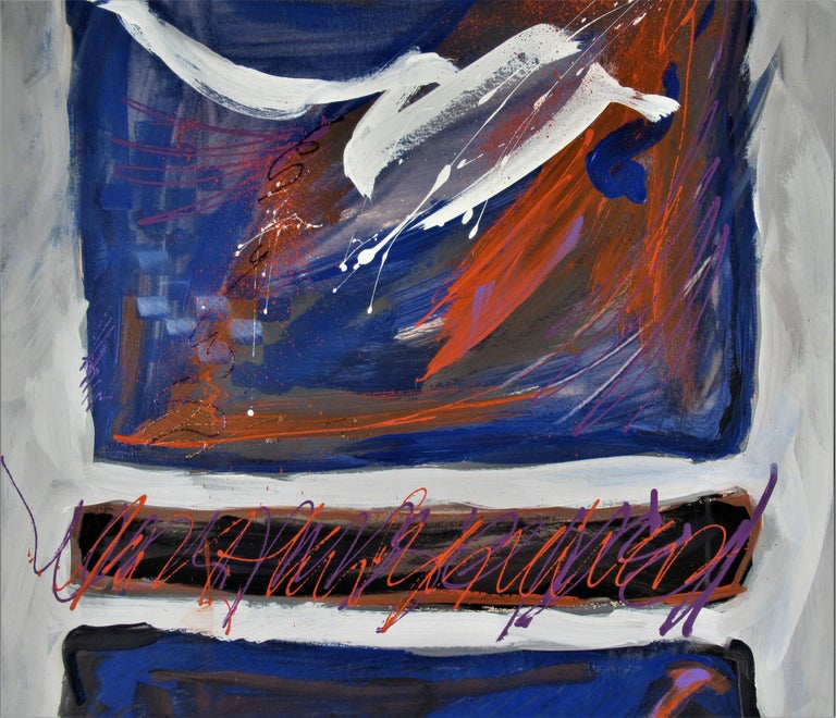 Signature #XIII - Art by Sandra Phipps MacDiarmid