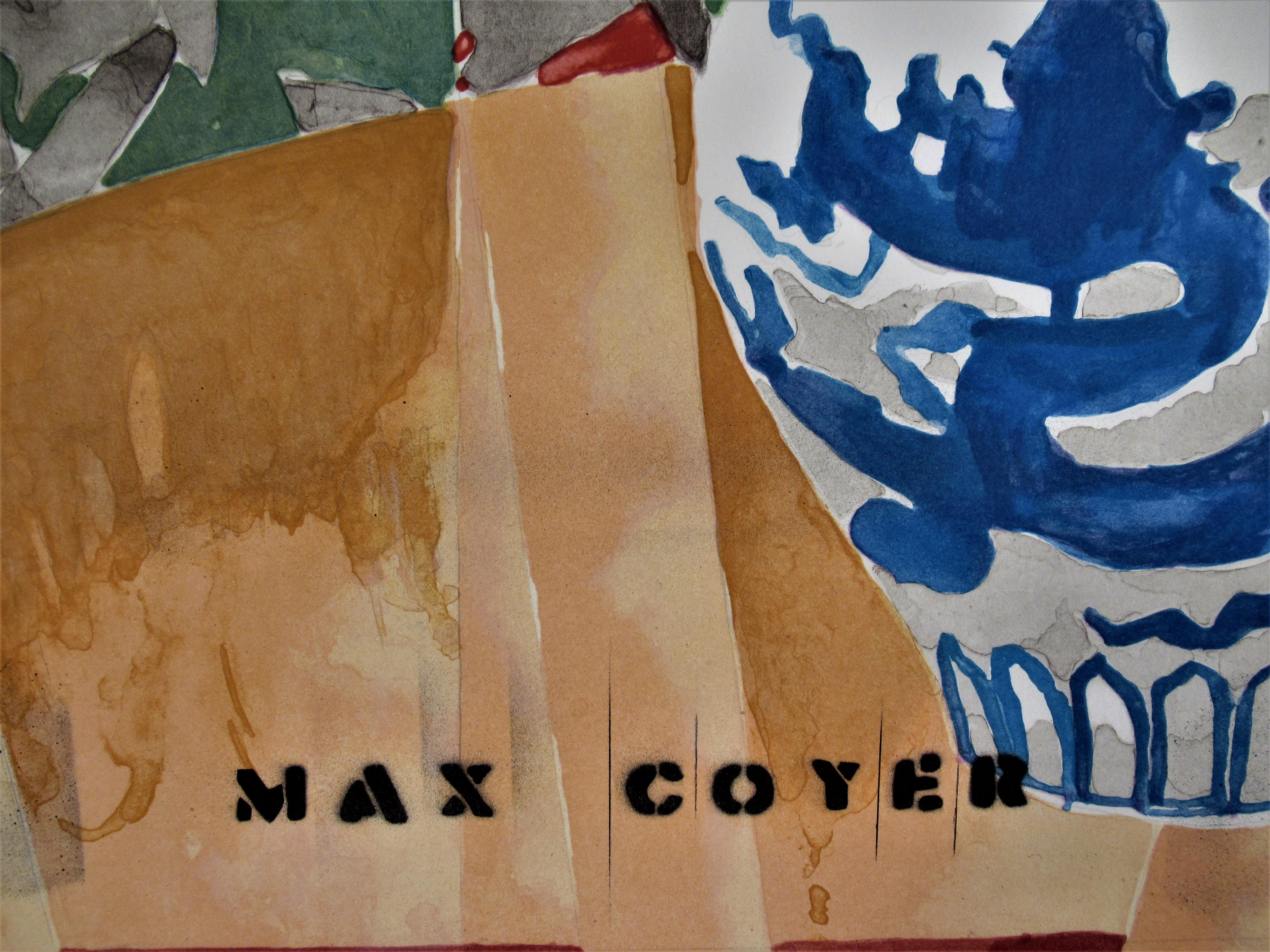 Max coyer paintings #1