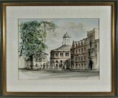 Oxford Cityscape #2