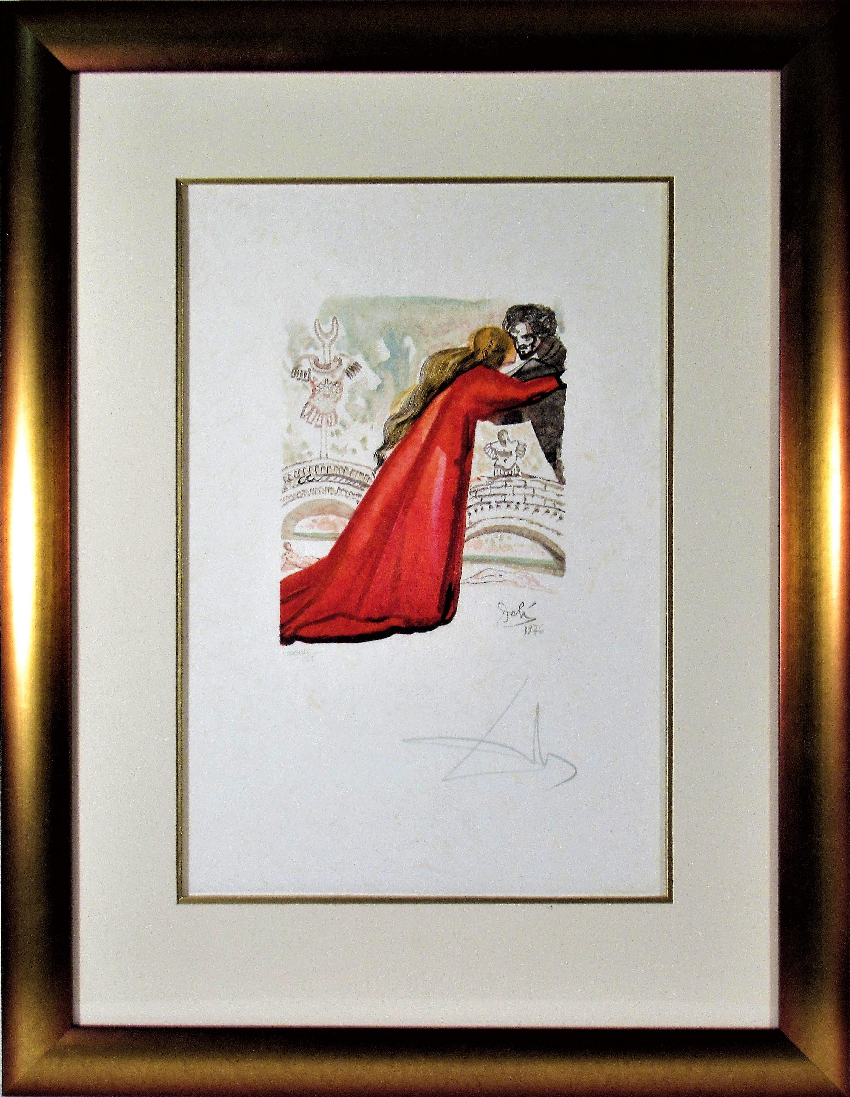 """Pilate Aimait Hermione"" from the suite ""l'Art d'Aimer d'Ovide"""