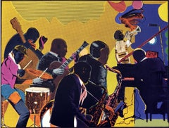 OUT CHORUS, 1979-80, from The Jazz Series