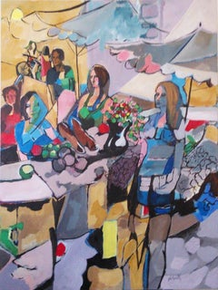 Women at Market II