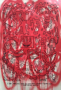 Non-Existent Haring Twombly