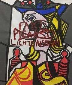Fake Picasso Lichtenstein
