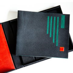 Yu Xiuhua - unique hand-bound signed limited edition