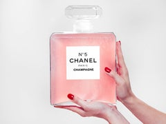 Chanel Champagne Hands