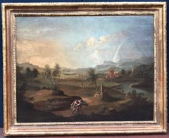 Neo-Classical Landscape with Figures