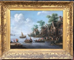 Dutch Boating Scene