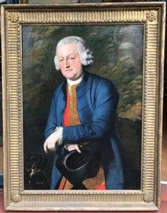 Portrait of Phillip, 6th Viscount Wenman.