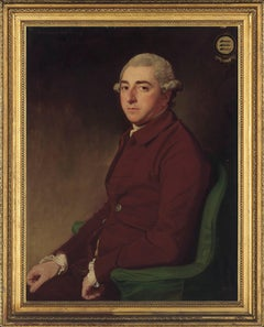 Portrait of Peregrine Bertie (1709-1779)