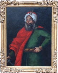 Portrait of Ochius, also called The Passia Ahmed
