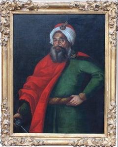 Portrait of Ochius, also called The Passia Ahmed