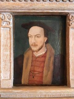 Tudor Court Portrait