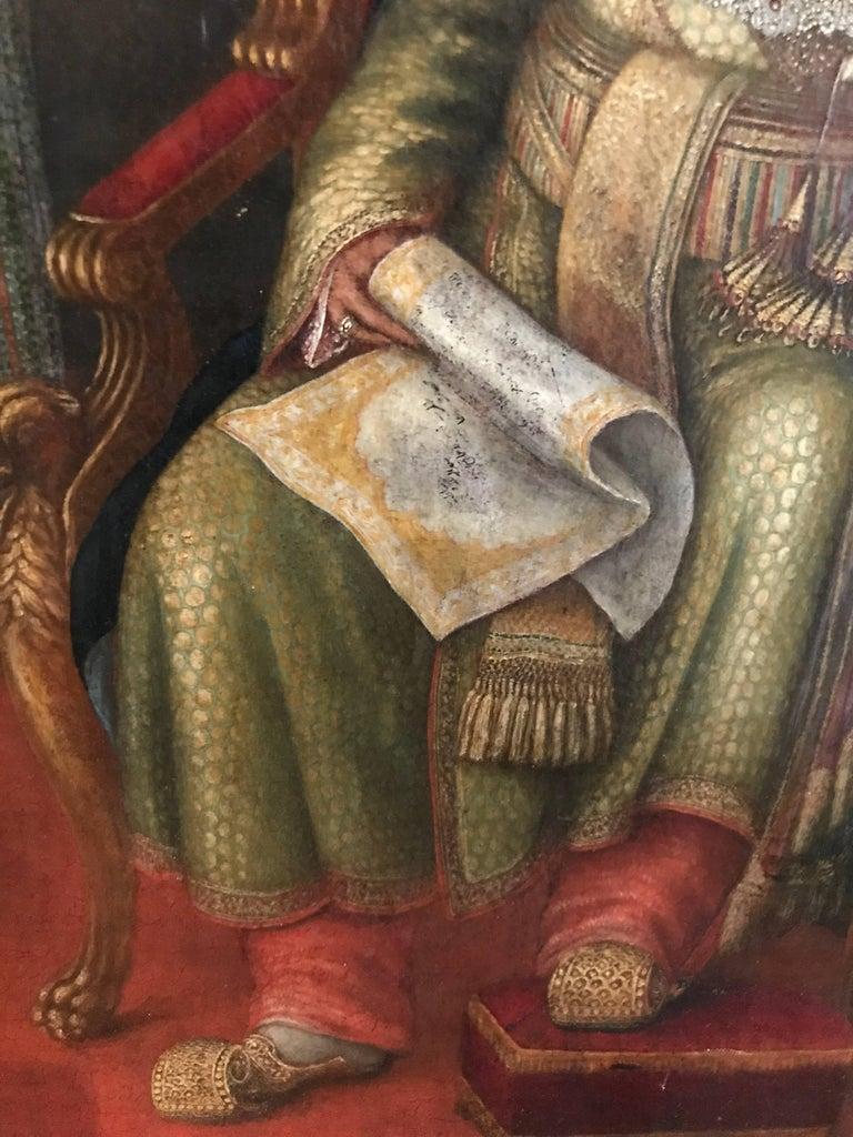 Zill E Shah Unknown - Portr...