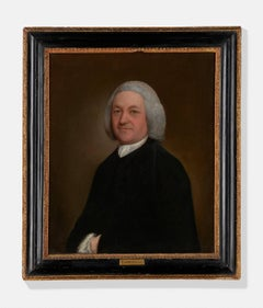 Portrait of the Rev. Richard Harris of Wymering Manor (1711-1768)
