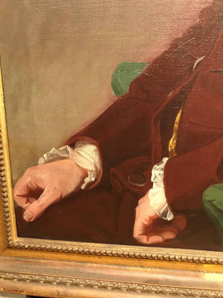 Portrait of Peregrine Bertie (1709-1779)  For Sale 1