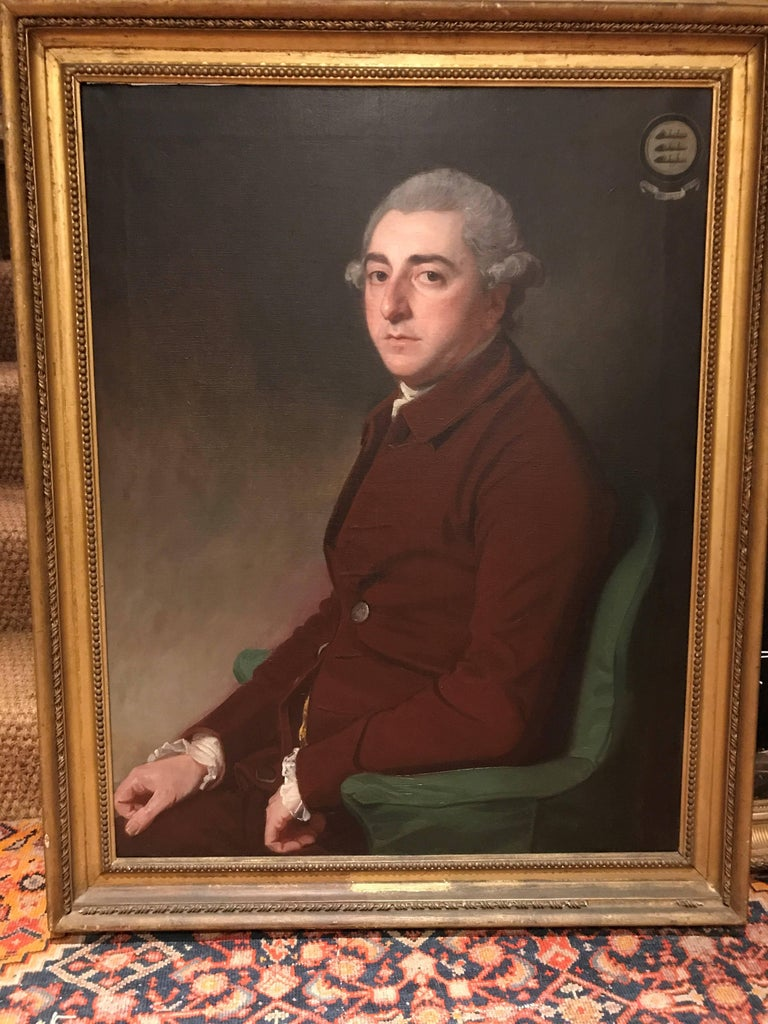 Portrait of Peregrine Bertie (1709-1779)  For Sale 2