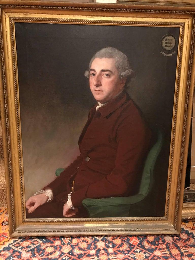 Portrait of Peregrine Bertie (1709-1779)  For Sale 3