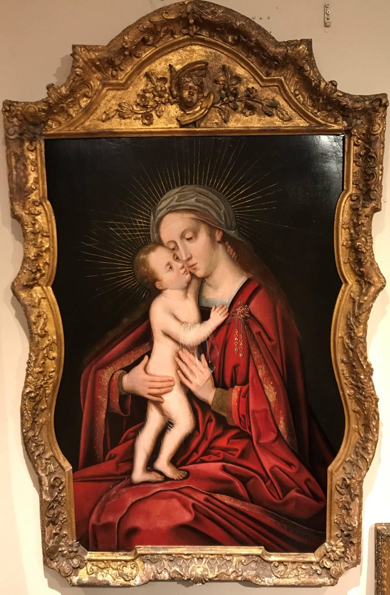 Unknown - Virgin and Child 1