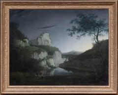 Matlock High-Torr Landscape 18th Century