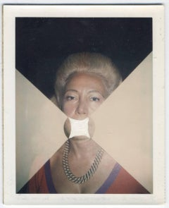 Untitled (Double-exposure - woman)