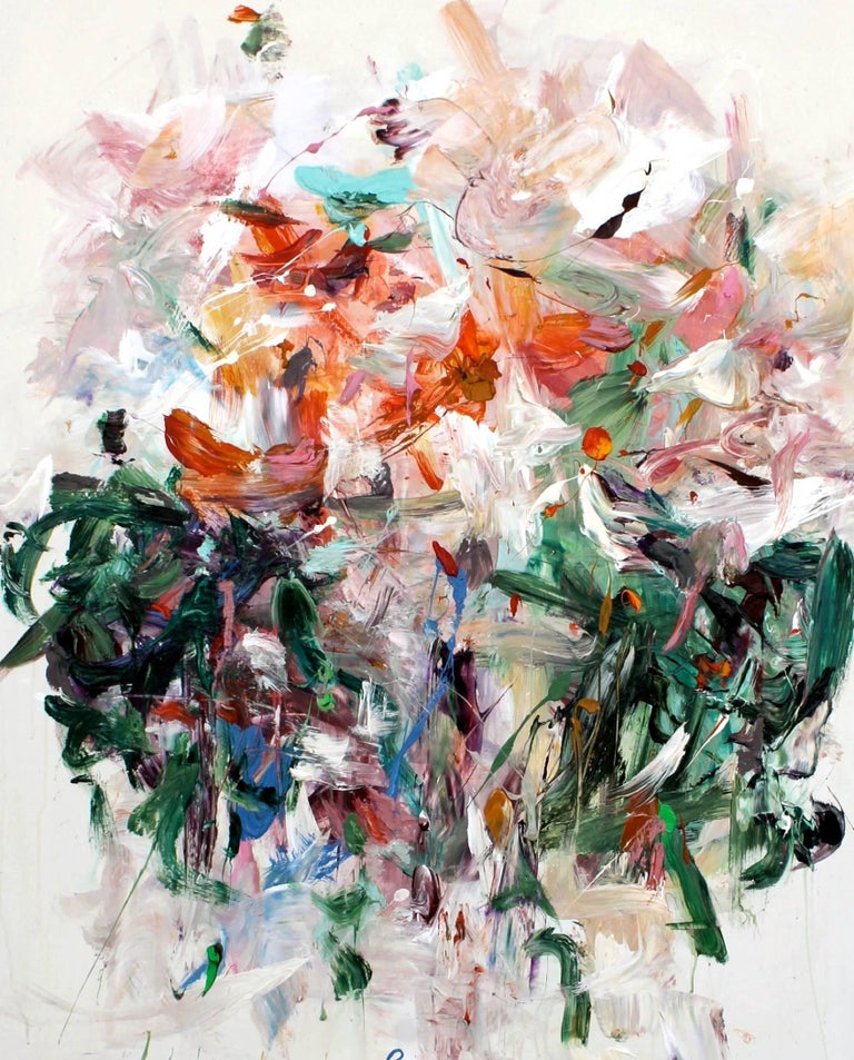 Alyssa di Edwardo Abstract Painting - Darley