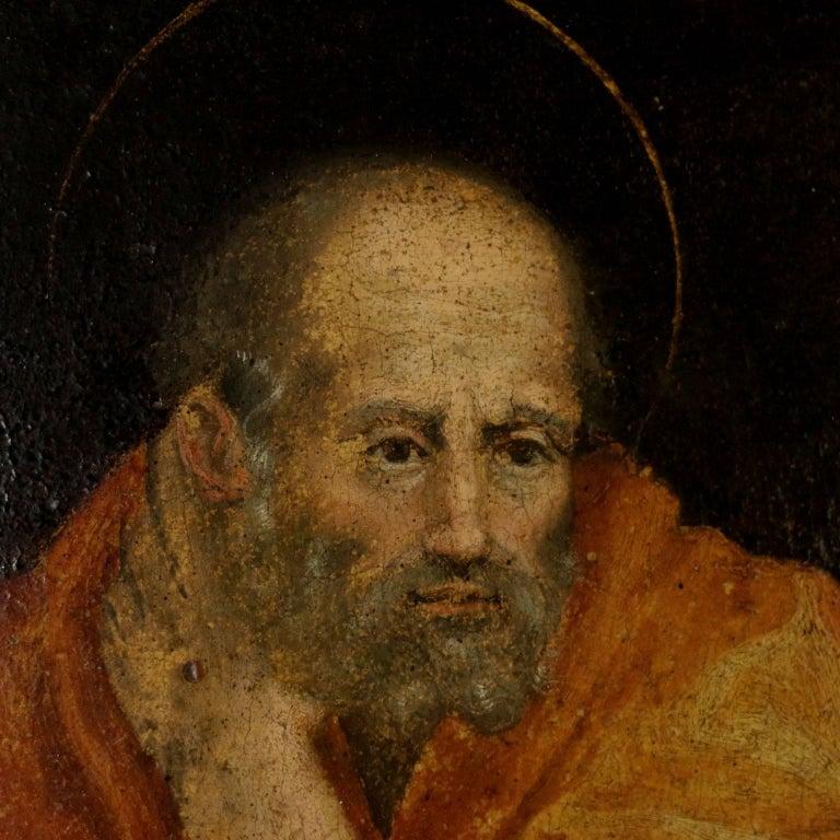 Copy from Andrea Del Sarto Holy Family Barberini 17th Century For Sale 3