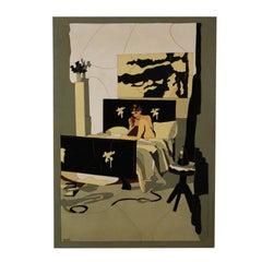 Revolving Doors by Ugo Nespolo Contemporary Art 1982