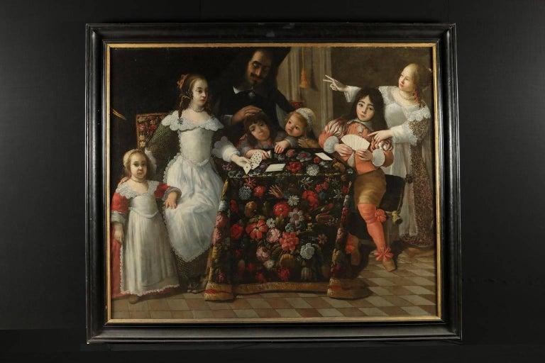 Pier Francesco Cittadini (1616-1681), Family Portrait