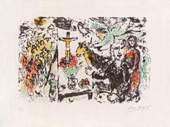 L'Artiste et Thèmes Bibliques, 1974