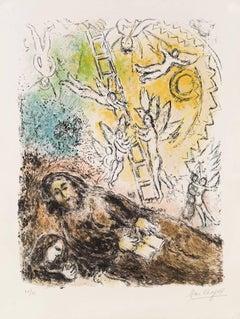 Marc Chagall, Le Prophète, Saint Paul, 1974
